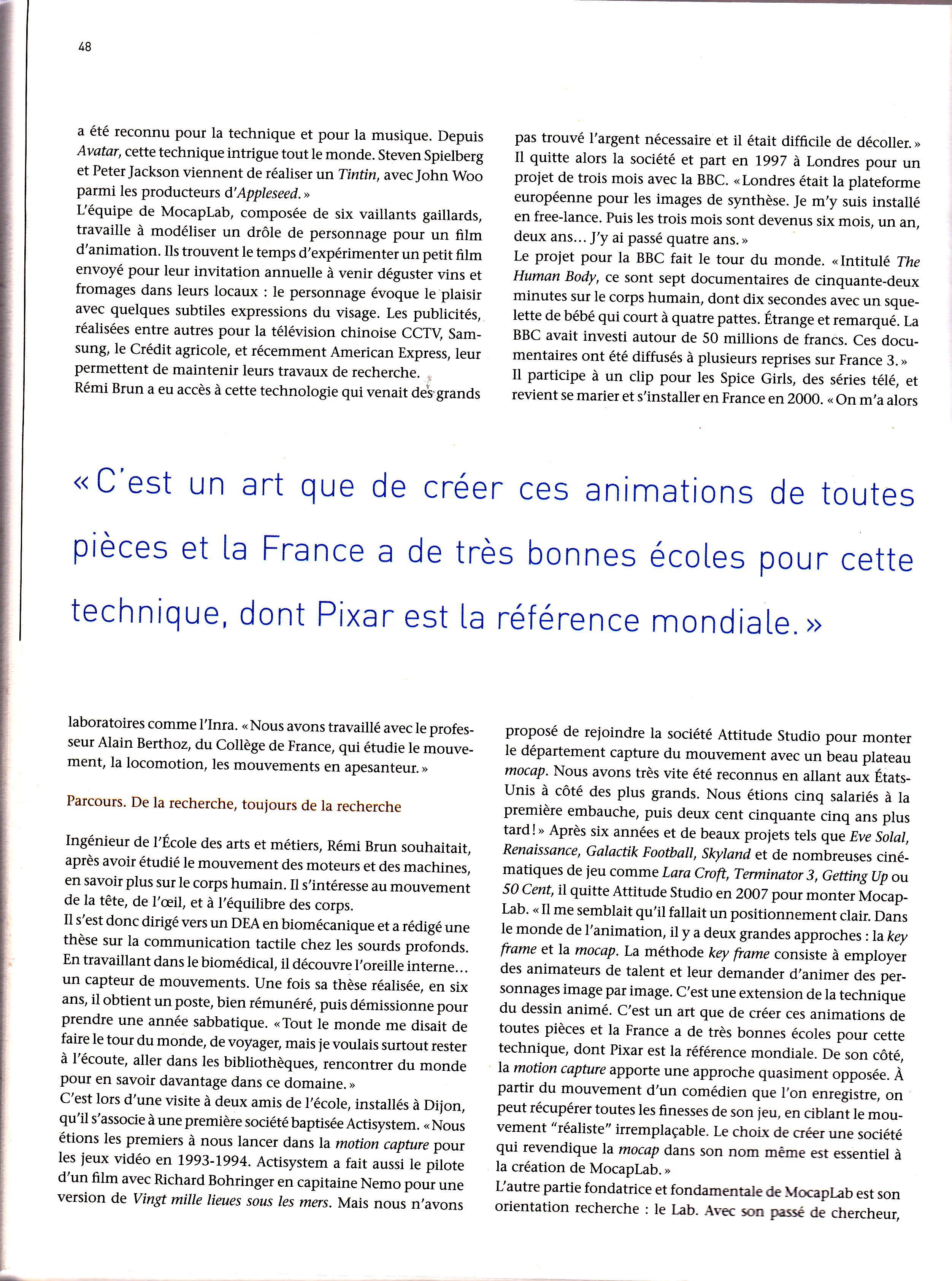 Page 2Le Mook Tous Innovateurs-2