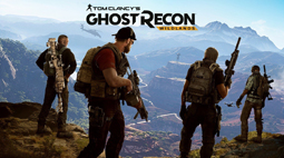 ghost recon portfolio