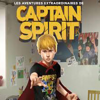 Captain Spirit DONTNOD Facebook
