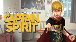 The_Awesome_Adventures_of_Captain_Spirit News picture