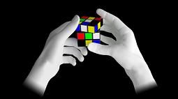 Mains et Rubik 255X142 plus Gros